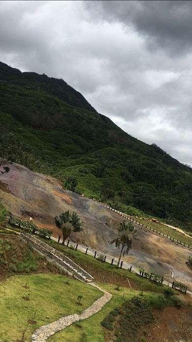 Остров Маврикий La Valle des Couleurs Nature Park