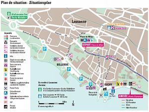 20. jubilejas maratons Lozannā