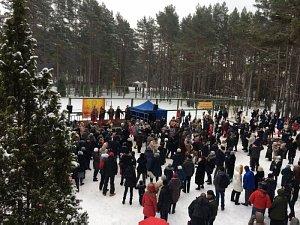 Maslenitsa 2018 in Jurmala