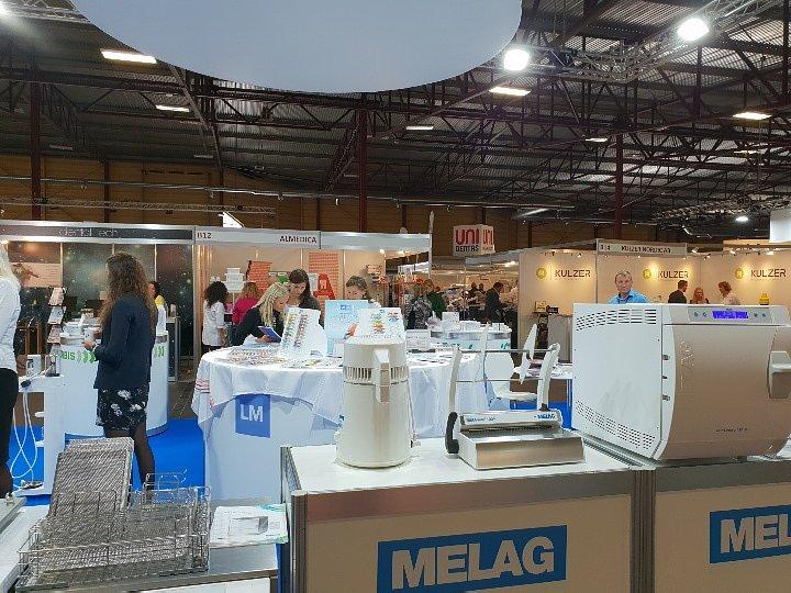 Medbaltica 2018 в Риге