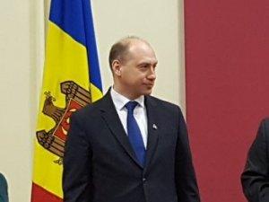 The Ambassador of Moldova to Latvia Eugen Revenco