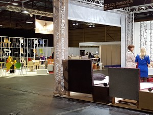Baltic Furniture and Design Isle 2015