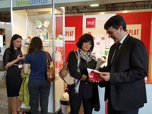 Новости здравоохранения на выставке Medbaltica 2015 в Риге