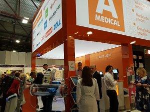 Новости здравоохранения на выставке Medbaltica 2015 в Риге. AWEX