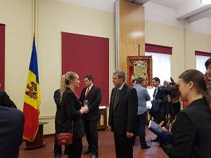 Посол Молдовы в Латвии 27 апреля открыл выставку