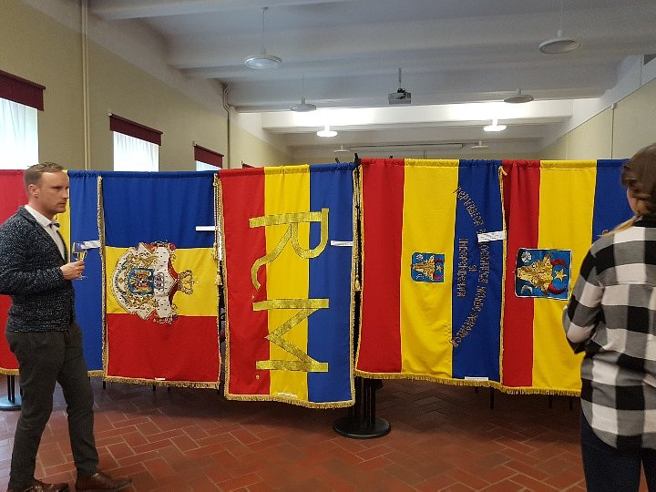 Vexillological Testimony of the Historical Past. Exhibition in Riga
