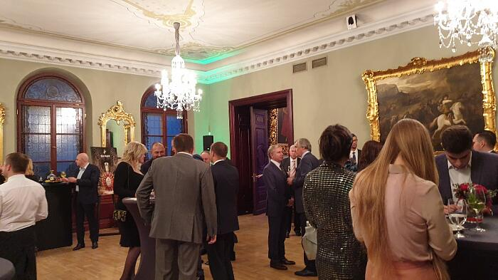 Days of Moscow in Riga, reception