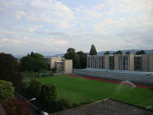 Университетский городок