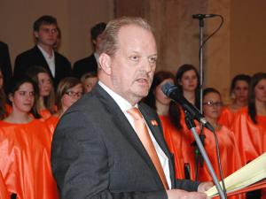 Посол Королевства Нидерланды Хендрик Геррит Корнелис ван ден Дол