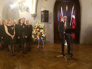 Ambassador of the Kingdom of the Netherlands in Latvia Pieter Langenberg