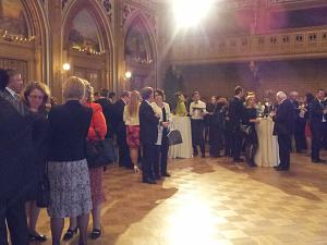 Прием Посольства Норвегии в Латвии
