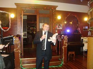 Николай Ермолаев, вице-президент Клуба, компания Dinaz