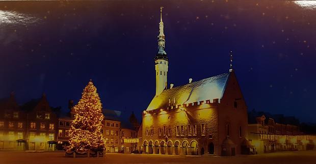 Успехов, процветания и мира в Новом 2016 году! Посольство Эстонии