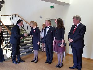 Reception of the Embassy of Poland in Latvia