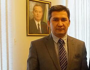 Посол Узбекистана в Латвии Афзал Артыков