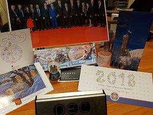 Uz Diplomātiskā Ekonomiskā kluba adresi nāk apsveikumi