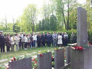 Посол России Александр Вешняков,  Посол Беларуси Марина Долгополова, советник Посольства Казахстана