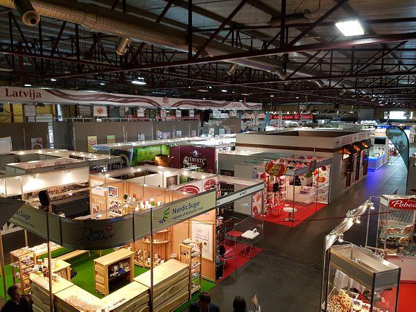 Выставка Riga Food 2016