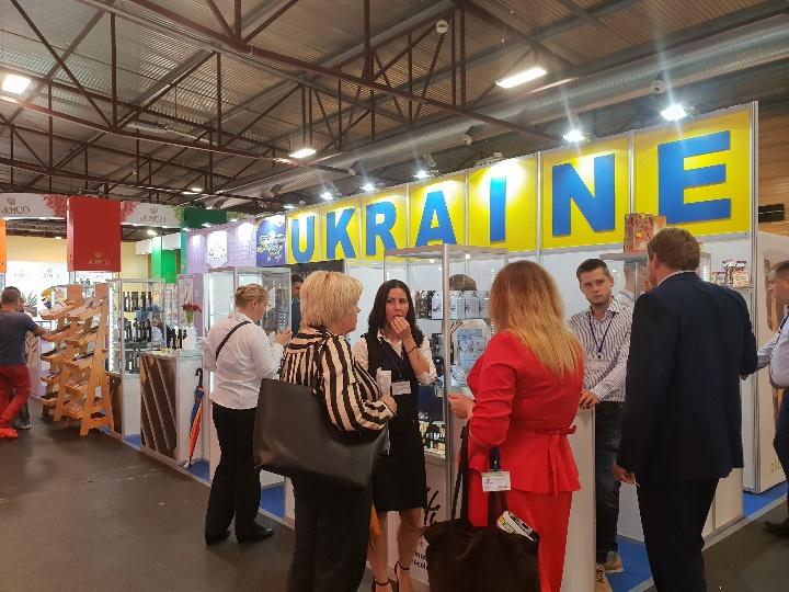 Riga Food 2018. Производители пищевой отрасли Украины