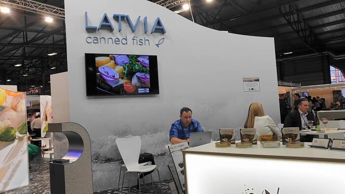 Riga Food 2020 рыболовная отрасль Латвии