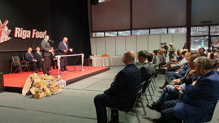 Riga Food 2019 открытие