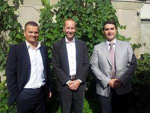 Ragnar Haug, David Tomaszewski, Andrey Ilyin
