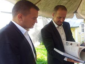 Ragnar Haug, David Tomaszewski