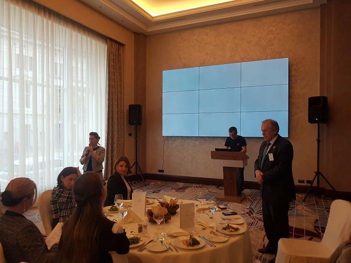 Сергей Канаев директор по продажам и маркетингу Департамента Правительства Шаржи ОАЭ по коммерции и туризму