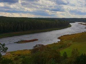 Край лесов и озёр. Латгалия