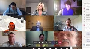 Видеоконференция клуба 20 мая 2020