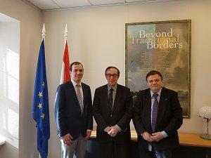 Встреча с Послом Нидерландов