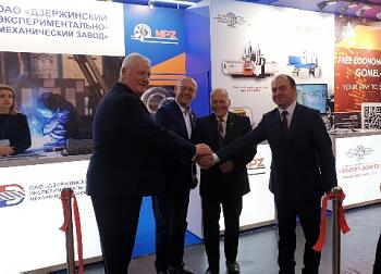 Tech Industry 2019 Открытие стенда Беларуси