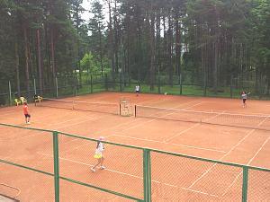 Соревнование по теннису Diplomatic Club Tennis Tournament 2014