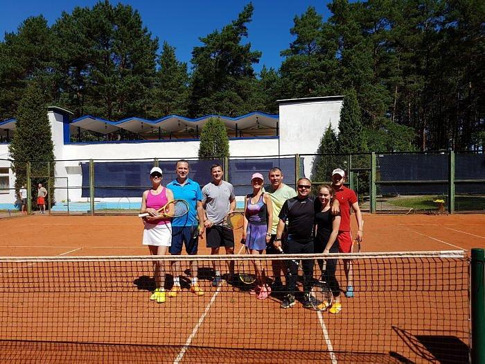 Чемпионат клуба по теннису 2018