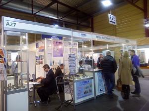 Tech Industry 2014, стенд Czech Trade