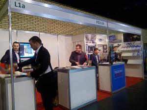 Tech Industry 2014, стенд Посольства Польши