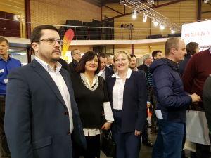 Tech Industry  открытие выставки