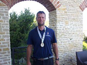 The silver medalist in canoening became the Club memmber Jakócs György