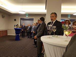 Прием  Посольства Узбекистана в Латвии
