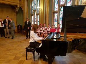 Прием Посольства Украины в Латвии