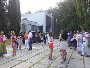 Дипломатический Клуб. Украинский вечер в Латвии
