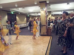 Children's dance team from Tashkent