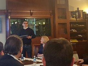 Виталий Бутенко, Дипломатический экономический клуб