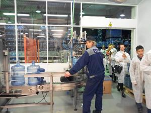 Производство воды VENDEN
