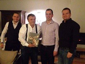 Встреча членов клуба в Вильнюсе