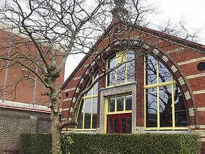 Заандам, Нидерланды,  Дом-музей Петра I