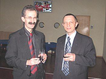 Тарас Гаврилюк и Олег Прохоров