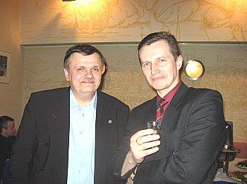 А. Бутенко и Ю. Ярмолинский