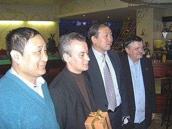 Фото на память - Китай и Узбекистан