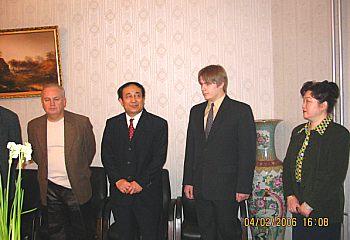 Советник Посольства Китая поздравление